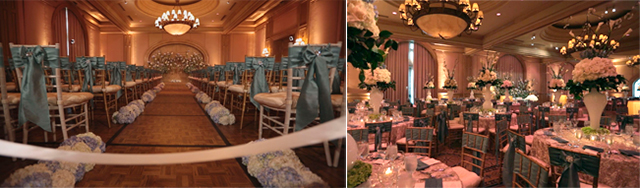 Gaillardia Country Club Wedding