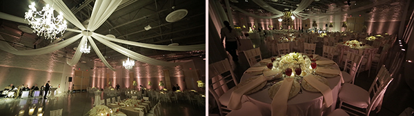 Elegant Wedding Reception