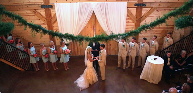 McGranahan-Barn-Wedding-Ceremony-Love-in-the-Air