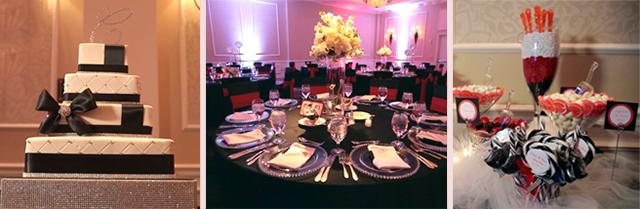 Skirvin Hilton Wedding Reception