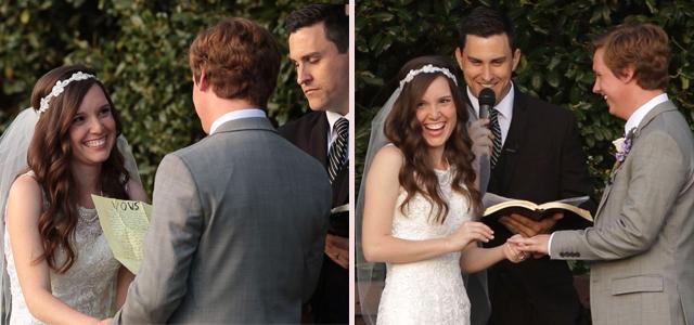 Outdoor Wedding Vows