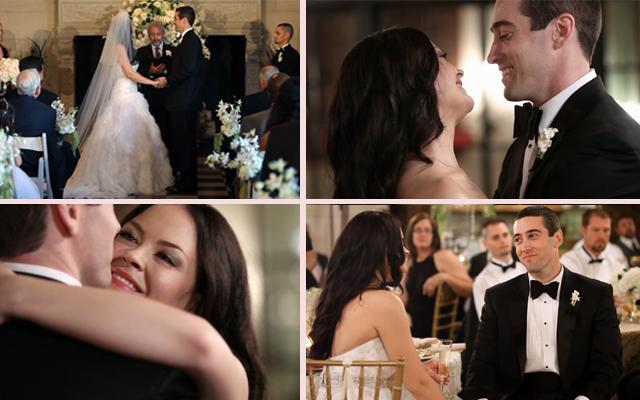 Marland Mansion Wedding