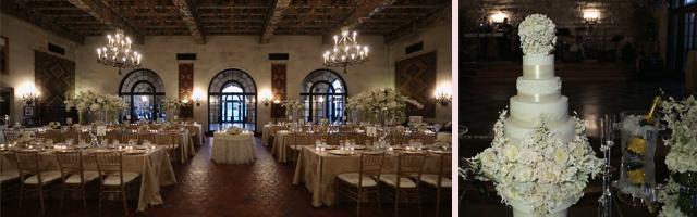 Marland Mansion Wedding Recepion