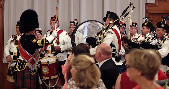 Bag Pipe Band The Highlanders of Oklahoma