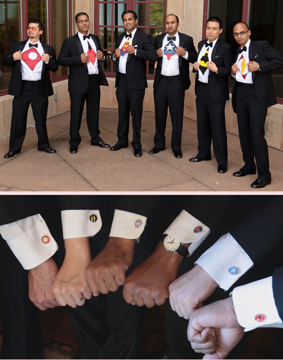 Groom-Groomsmen-Superheroes